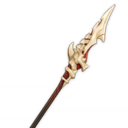 Dragonspine Spear
