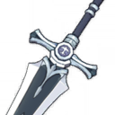 White Iron Greatsword